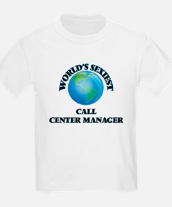 World's Sexiest Call Center Manager T-Shirt
