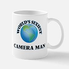 World's Sexiest Camera Man Mugs