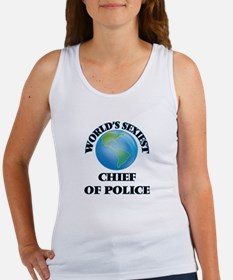 World's Sexiest Chief Of Police Tank Top