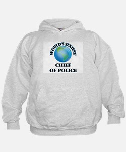 World's Sexiest Chief Of Police Hoodie