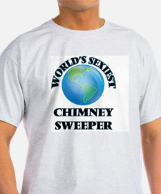 World's Sexiest Chimney Sweeper T-Shirt