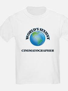 World's Sexiest Cinematographer T-Shirt