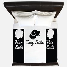 Dogs King Duvet