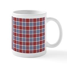 Country Plaid with Stripe Mug