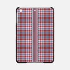 Country Plaid with Stripe iPad Mini Case