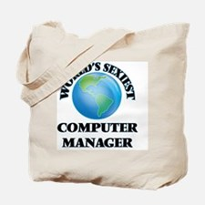 World's Sexiest Computer Manager Tote Bag