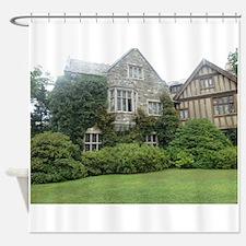 Forgotten Mansion Shower Curtain