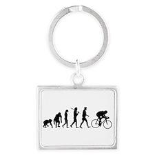 Cycling Evolution Keychains