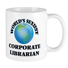 World's Sexiest Corporate Librarian Mugs