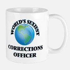 World's Sexiest Corrections Officer Mugs