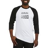 Amal Long Sleeve T Shirts