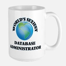 World's Sexiest Database Administrator Mugs