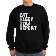 Eat Sleep Row Repeat Sweatshirt