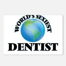 World's Sexiest Dentist Postcards (Package of 8)