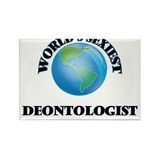 World's Sexiest Deontologist Magnets
