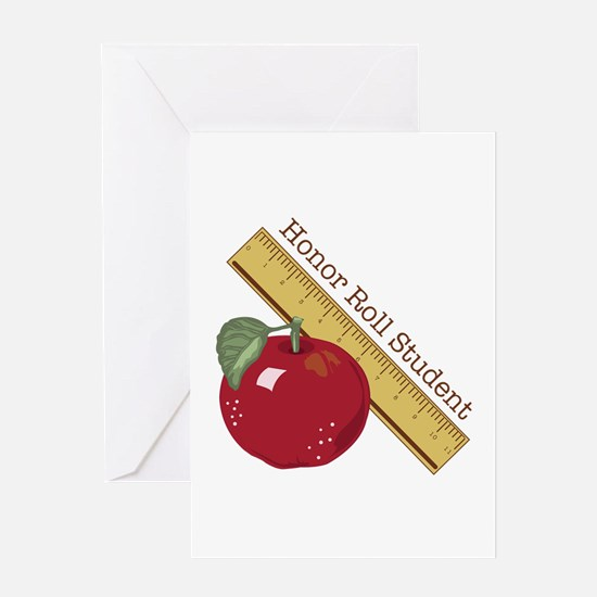 Honor Roll Greeting Cards