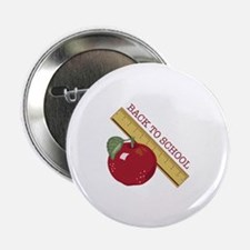 """Back To School 2.25"""" Button (100 pack)"""