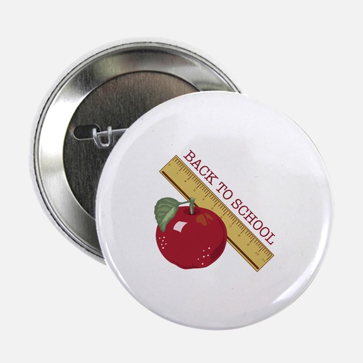 "Back To School 2.25"" Button (100 pack)"