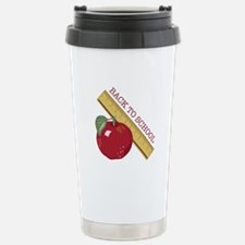 Back To School Travel Mug