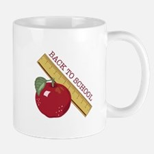 Back To School Mugs