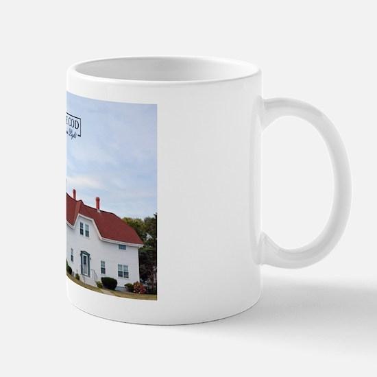Cape Cod. Mug Mugs
