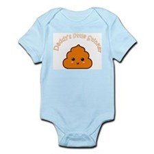 Daddy's little stinker Body Suit