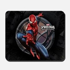 Web Warriors Spider-Man Mousepad