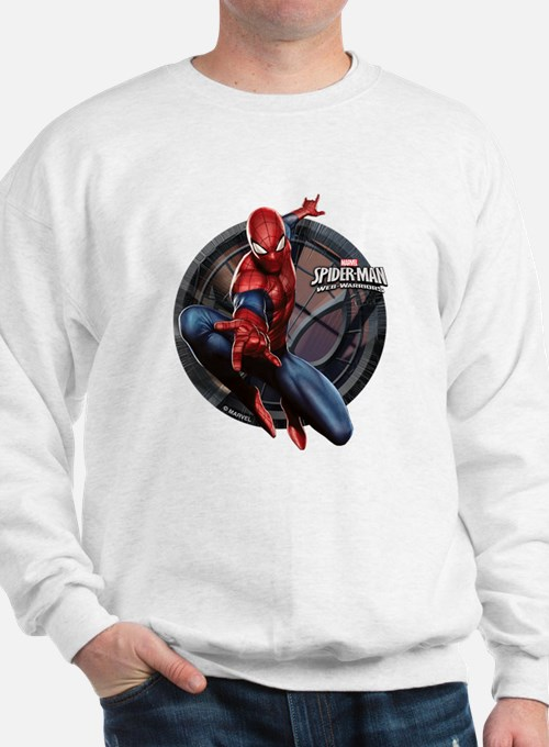 Web Warriors Spider-Man Sweatshirt