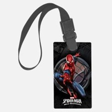 Web Warriors Spider-Man Luggage Tag