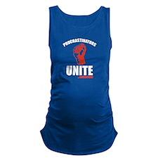 Procrastinators Unite ... Tomorrow Maternity Tank