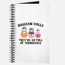 Russian Dolls Journal