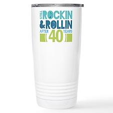 Funny Anniversaries Travel Mug