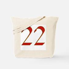 Mink 22 Tote Bag