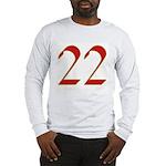 Mink 22 Long Sleeve T-Shirt