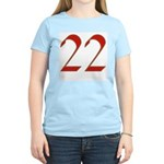 Mink 22 Women's Light T-Shirt