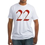 Mink 22 Fitted T-Shirt