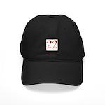 Mink 22 Black Cap