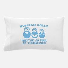Russian Dolls Pillow Case