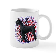 Giant Schnauzer Patriot Coffee Mug