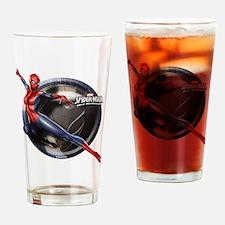 Web Warriors Spider-Girl Drinking Glass