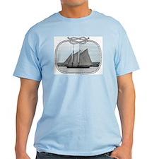 Schooner Ernestina T-Shirt