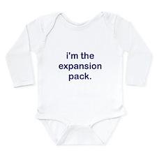 Expansion Pack Blue Onesie Romper Suit