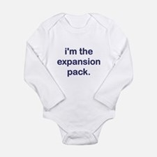 Expansion Pack Blue Onesie Romper Suit