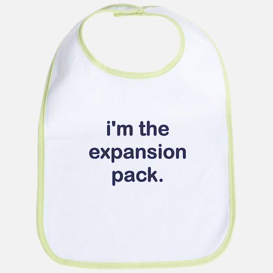 Expansion Pack Blue Bib