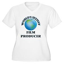 World's Sexiest Film Producer Plus Size T-Shirt