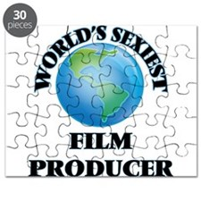 World's Sexiest Film Producer Puzzle