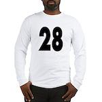 Hunk 28 Long Sleeve T-Shirt