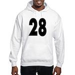 Hunk 28 Hooded Sweatshirt