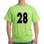 Hunk 28 Green T-Shirt