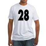 Hunk 28 Fitted T-Shirt